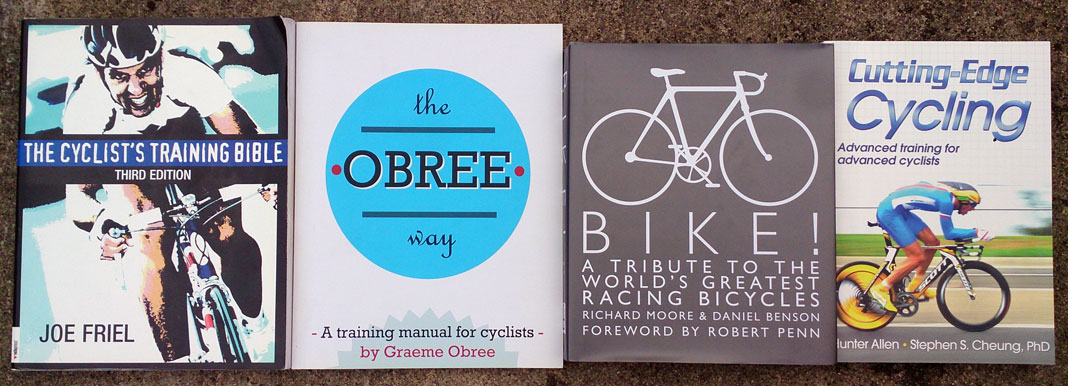 My Favorite Cycling Books