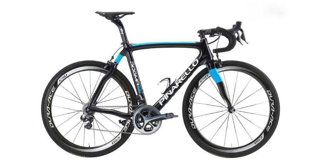 Team Sky Pinarello Dogma 65.1 Think2 2014
